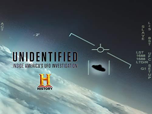 Unidentified: Inside America's UFO Investigation Season 1