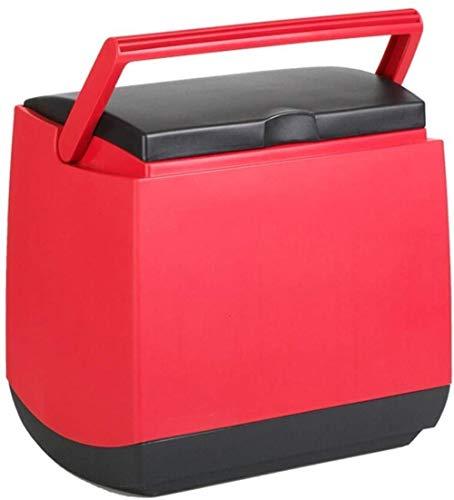 Frigorifero Piccolo Portatile per Auto Caldo e Freddo 12V//220V Grigio WOLTU KUE008dgr Mini Frigo 26L
