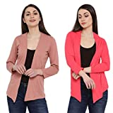 Made with 100% Cotton Blend - Soft Material for ultra skin comfort Bio Washed And Pilling Free Material with Slicon Finishing Waterfall flow at front with Full Sleeve Small gathering at Back Neck Band for smarter look Sizes available from S to 3XL wi...