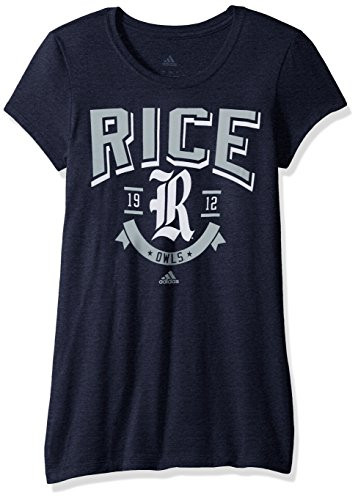 adidas Damen WRICYSZ U Rice Top Bridge Arch Cap Sleeve Tee, Dunkles Marineblau, Medium
