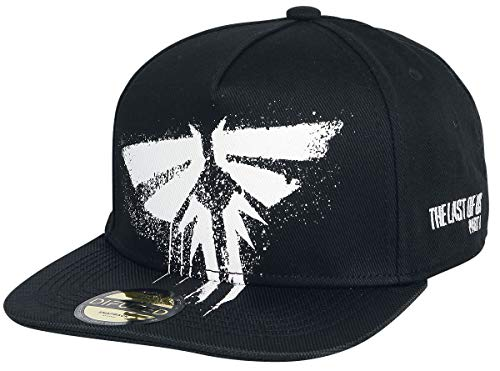 The Last Of Us Firefly Männer Cap schwarz one Size, 80% Baumwolle, 20% Polyester, Fan-Merch, Gaming