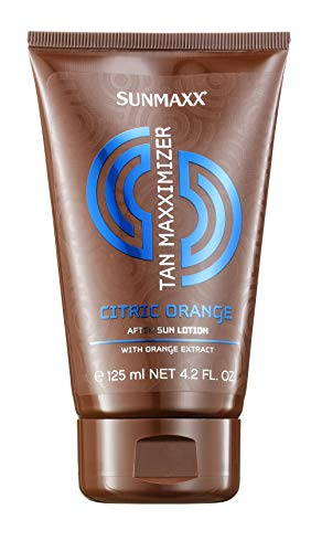 Sunmaxx Tan Maxximizer Citric Orange Aftersun Lotion 125 ml Solariumkosmetik