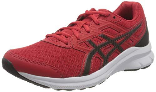 Asics Jolt 3, Road Running Shoe Hombre, Classic Red/Black, 43.5 EU