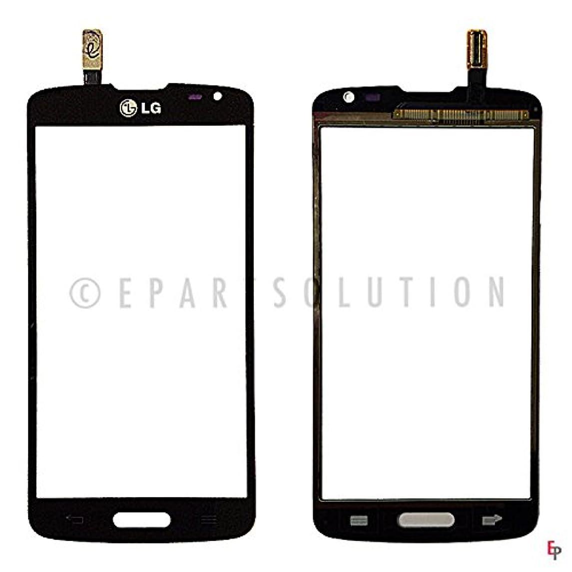 ePartSolution-LG Volt F90 LS740 Digitizer Touch Screen Lens Glass Black Color Replacement Part USA Seller