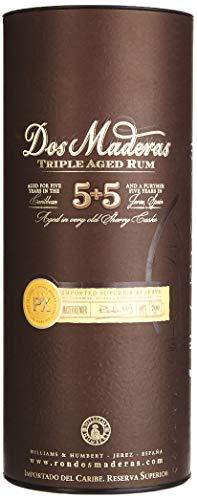 Dos Maderas PX 5+5 Rum (1 x 0.7 l) - 2