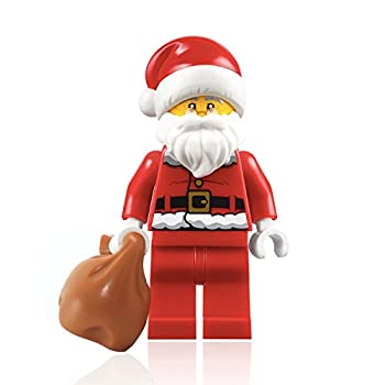 LEGO City Holiday Advent Minifigure - Santa Claus with Glasses  60155