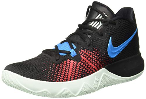 Nike Herren Kyrie Flytrap Basketballschuhe, Schwarz (Black/Blue Hero-University Red 002), 44 EU