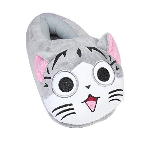 Zapatillas de gatitos