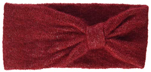 PIECES Damen PCJOSEFINE Wool Headband NOOS Stirnband, Rot (Scooter Scooter), One Size