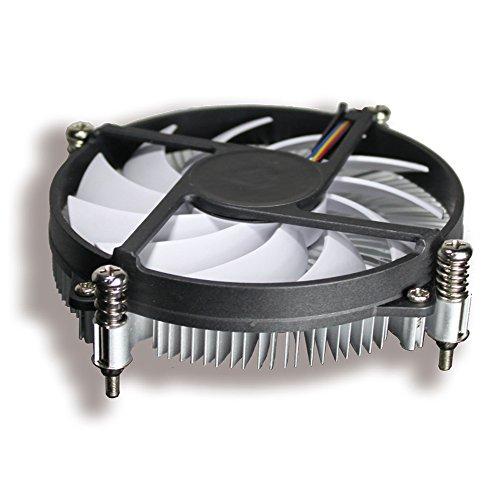 アイネックス [ LGA115x用 ] 薄型CPUクーラー B01HPSAHL6 1枚目