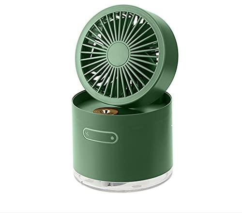 Humidificador De Ventilador De Refrigeración Por Pulverización 113*127 Menta verde