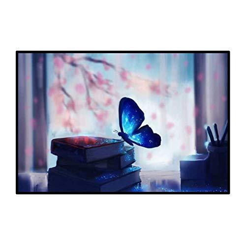 IUYTRF Life Is Strange Hot Game Art Canvascanvas Pintura Arte de la pared Imágenes e impresiones para la sala de estar Decoración de la pared del hogar-50X80 cm Sin marco 1 Pcs