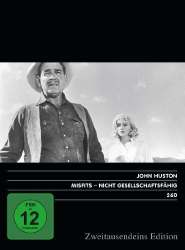 Misfits - Nicht gesellschaftsfähig. Zweitausendeins Edition Film 260