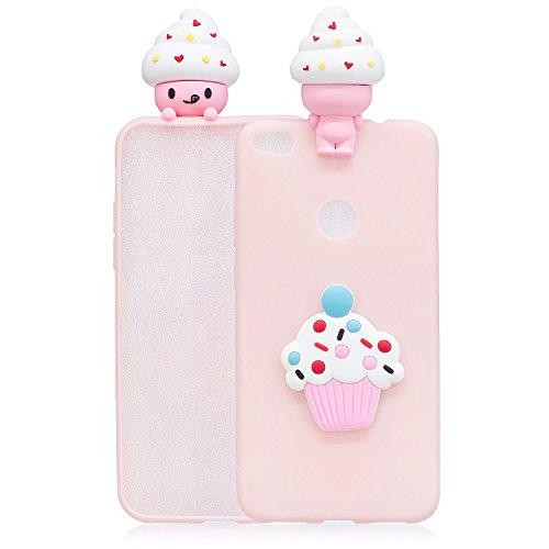 Diseñado en exclusiva para la smartphone Huawei P8 Lite 2017 Version. Hecho de silicona suave que es seguro y protector, peso ligero que se ajusta a su teléfono perfectamente. Con la avanzada tecnología de impresión 3D, realza la belleza de su teléfo...