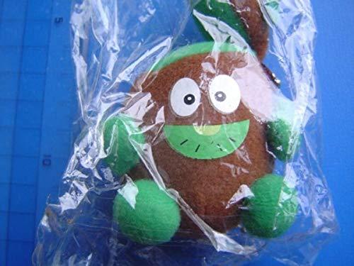 キウイぬいぐるみフィギュアゼスプリkiwi brothersキウイブラザーズゆるキャラ果物グリーン緑くだものキャラクターキーチェーンマスコット