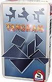 Caja de metal Tangram, referencia 51213 de Schmidt Spiele