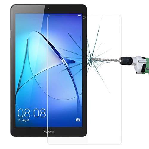 JIXIAO Accesorios de Boutique for For Huawei MediaPad T3 7.0 Pulgadas 0.3mm 9H Dureza de la Superficie Pantalla Completa Cristal Templado Protector de Pantalla