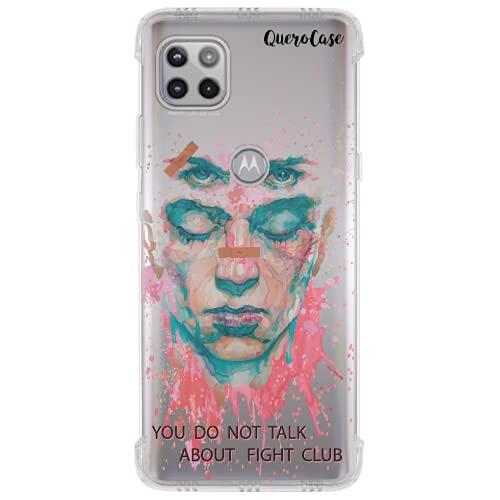 Capa para Moto G 5G Clube da Luta - You do not talk about Fight Club