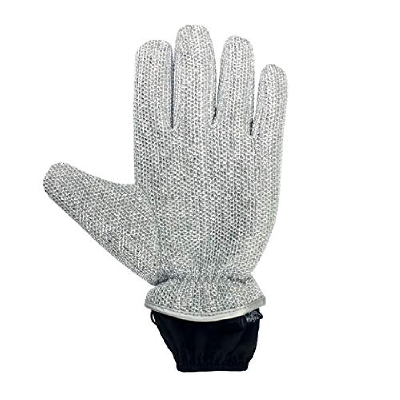 考慮送料居住者マジックハンズ 手袋型スポンジ シングル フリーサイズ 1枚入り MH2-SVL1 右手?左手どちらでも使えます