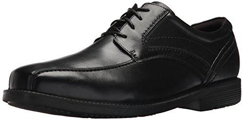 Rockport Men's Style Leader 2 Bike Slip on Shoe, Black, 14 W US