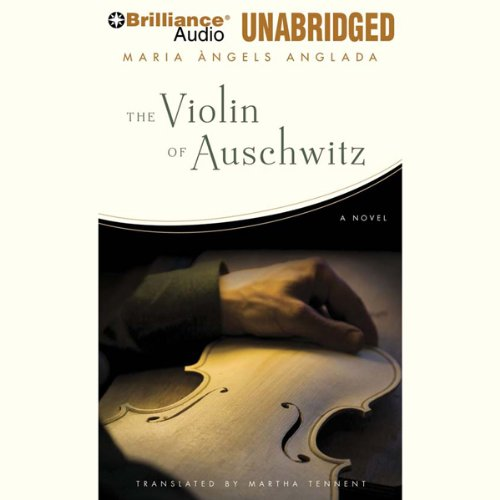 The Violin of Auschwitz audiobook cover art