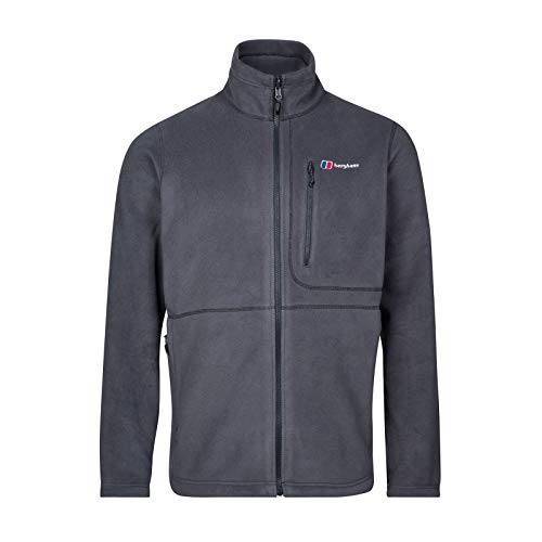 Berghaus Damen Activity Polartec Fleece Jacke, Carbon, M