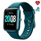 LIFEBEE Smartwatch Orologio Fitness Tracker Uomo Donna, Bluetooth Smart Watch Cardiofrequenzimetro...
