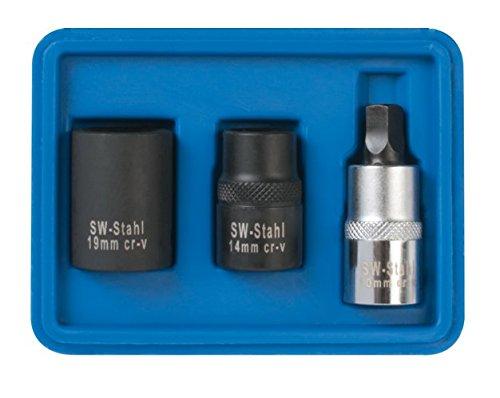 SW-Stahl étrier spezialsatz pans 3, 5 pièces, 01448L