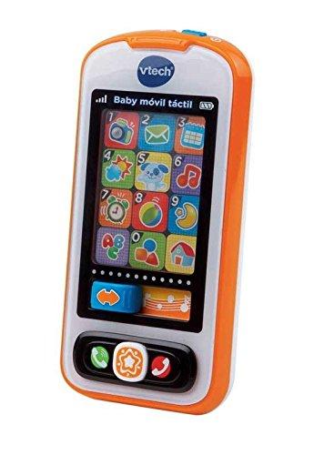 VTech - Baby móvil con Pantalla táctil (3480-146122)