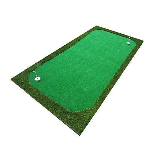 Review ChenCheng Golf Outdoor Indoor Putt Practice Mat 4 Size Optional Outdoor Sport (Size : 100cm×...