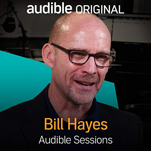 Bill Hayes audiobook cover art
