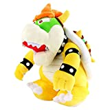 Peluche Mario Juguetes de peluche de Anime Super Mario Station Bowser Pago Larry Wendy Ludwig Morton...