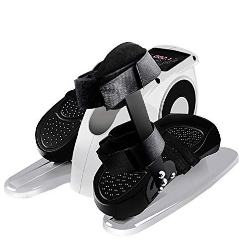 NACEO Senioren-Pedal-Trainingsgerät Für Arme Und Beine, Motorisiertes Heimtrainer-Ellipsentrainer Mit Integriertem Display-Monitor, Einstellbarer Geschwindigkeit, Fernbedienung/Touch-Steuerung,D