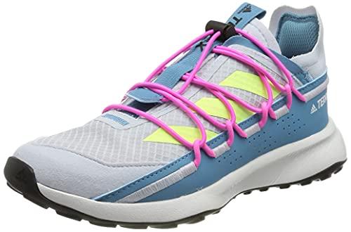 adidas Terrex Voyager 21 W, Zapatillas de Senderismo Mujer, AZUHAL/AMALRE/ROSCHI, 39 1/3 EU