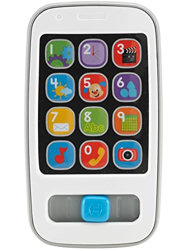 Fisher-Price Laugh & Learn Smart Phone, black
