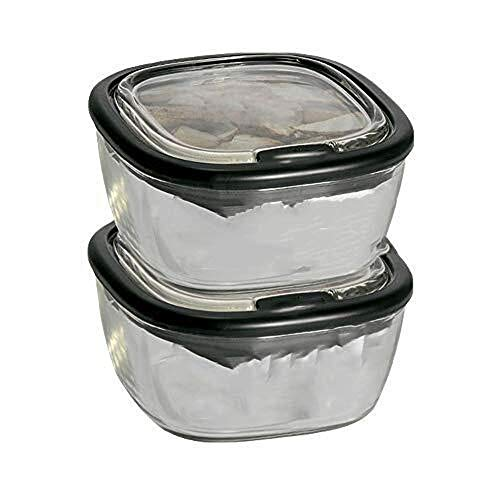 Fiambrera Cristal caja de almuerzo;El almuerzo caja cuadrada;Box Lunch especial for horno de microondas;Caja de almacenamiento frigorífico;Tazón de vidrio;Sellada caja de almacenamiento.disfrutar de u