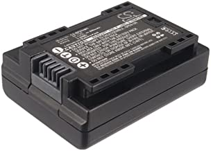 Replacement Battery for HF M56 Ixia HF R306 LEGRIA HF R36 LEGRIA HF R37 LEGRIA HF R38 VIXIA HF M50 VIXIA HF M500 VIXIA HF M506 VIXIA HF M52 VIXIA HF R30 VIXIA HF R300 VIXIA HF R32 VIXIA HF R800