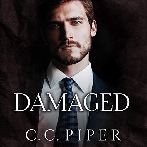 Damaged (A Dark Billionaire Romance)  By  cover art