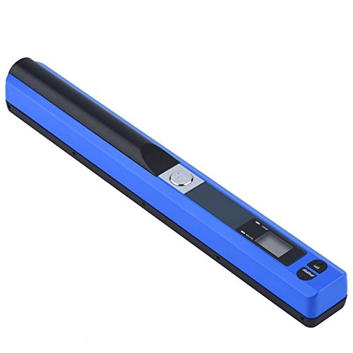 Best Review Of Portable Handheld Scanner,High Definition 32G Large Storage Document Wand Scanner USB...