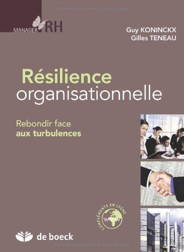Résilience organisationnelle