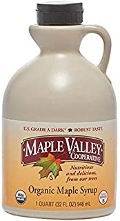 robust maple syrup