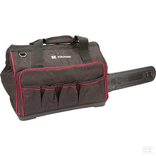 KRAMP - Bolsa para motosierra con bolsillos, 320 x 500 mm
