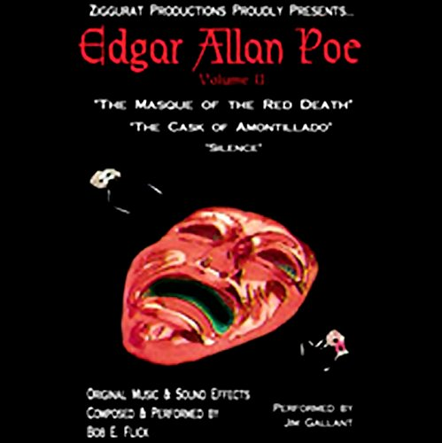 Edgar Allan Poe, Volume II audiobook cover art