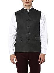 Van Heusen Grey Waistcoat