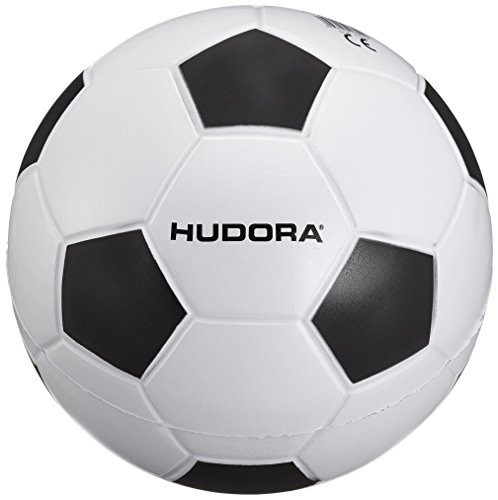 HUDORA Fußball Soft Gr. 4 - Soft-Ball aus Schaumstoff - 71674