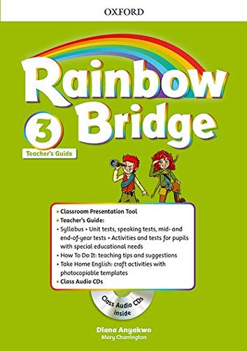 Rainbow Bridge: Level 3: Teacher Guide Pack