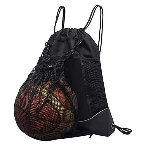 Eveforever@ Sport-Basketball-Rucksack-Taschen, Viel Stauraum Weit Verbreiteter Sporttasche-Gymnastik-Rucksack