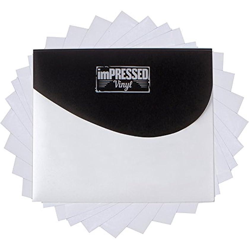 White Heat Transfer Vinyl -10 Pack of 12