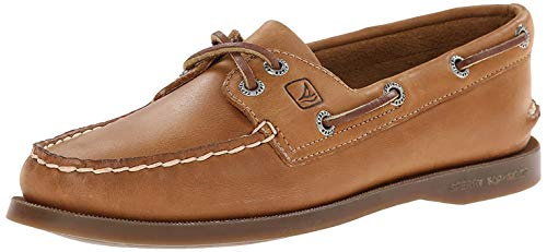 Sperry A/O 2-EYE Damen Bootsschuhe, Braun (NUTMEG), 39 EU