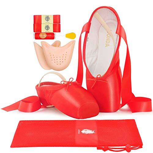 Zapatos Rojos Mujer  marca IJONDA